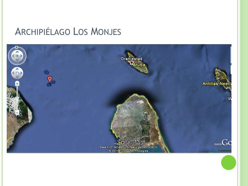Archipiélago Los Monjes