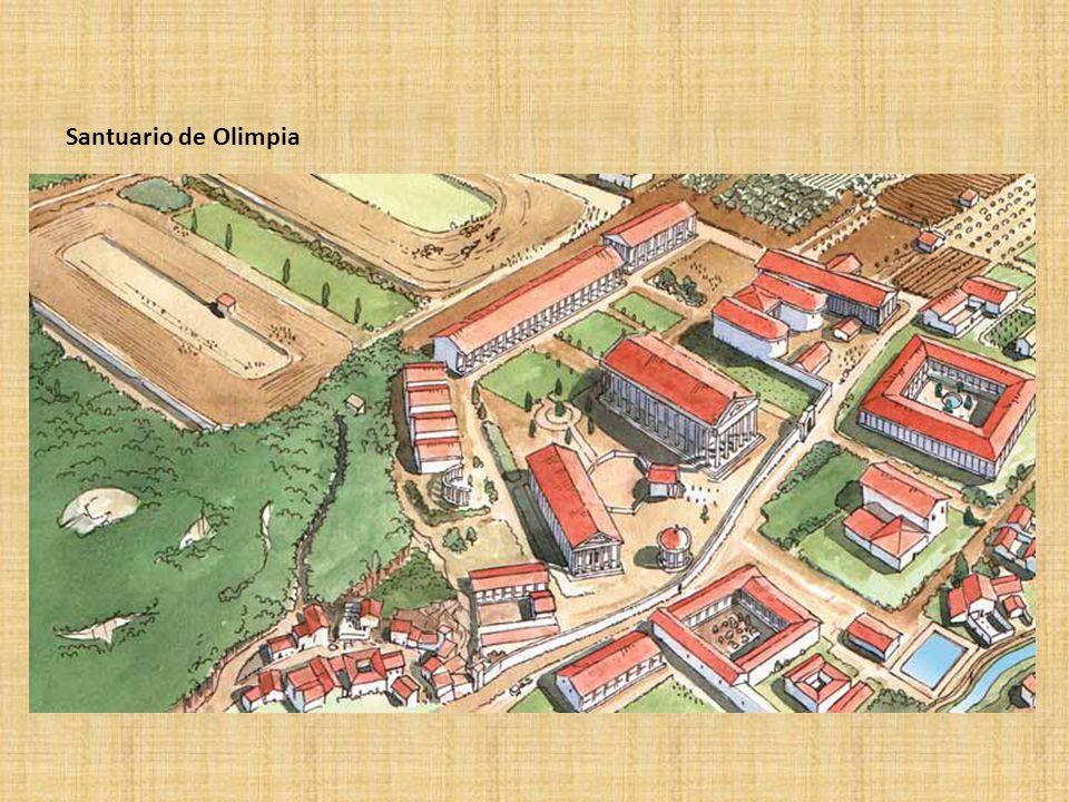Santuario de Olimpia