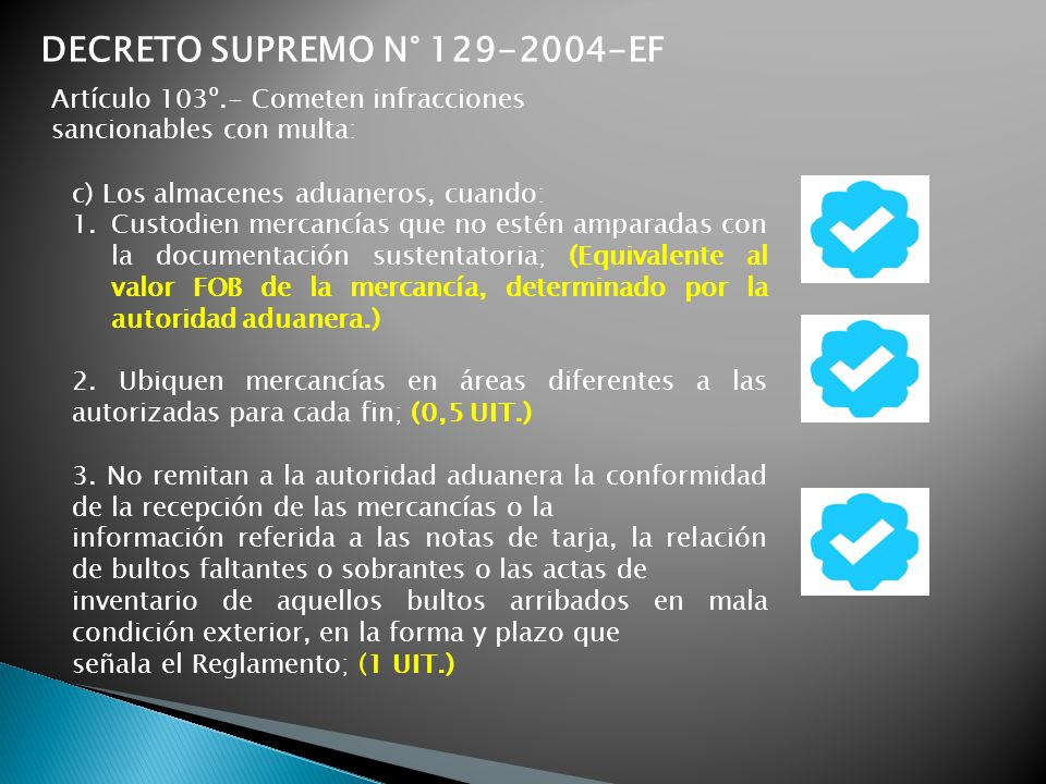 DECRETO SUPREMO N° 129-2004-EF