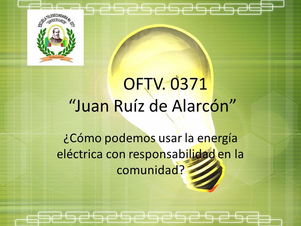 OFTV. 0371 Juan Ruíz de Alarcón