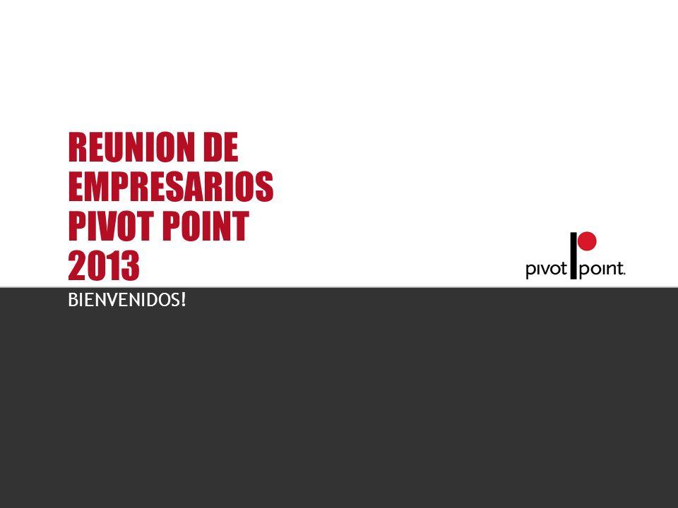 REUNION DE EMPRESARIOS PIVOT POINT 2013