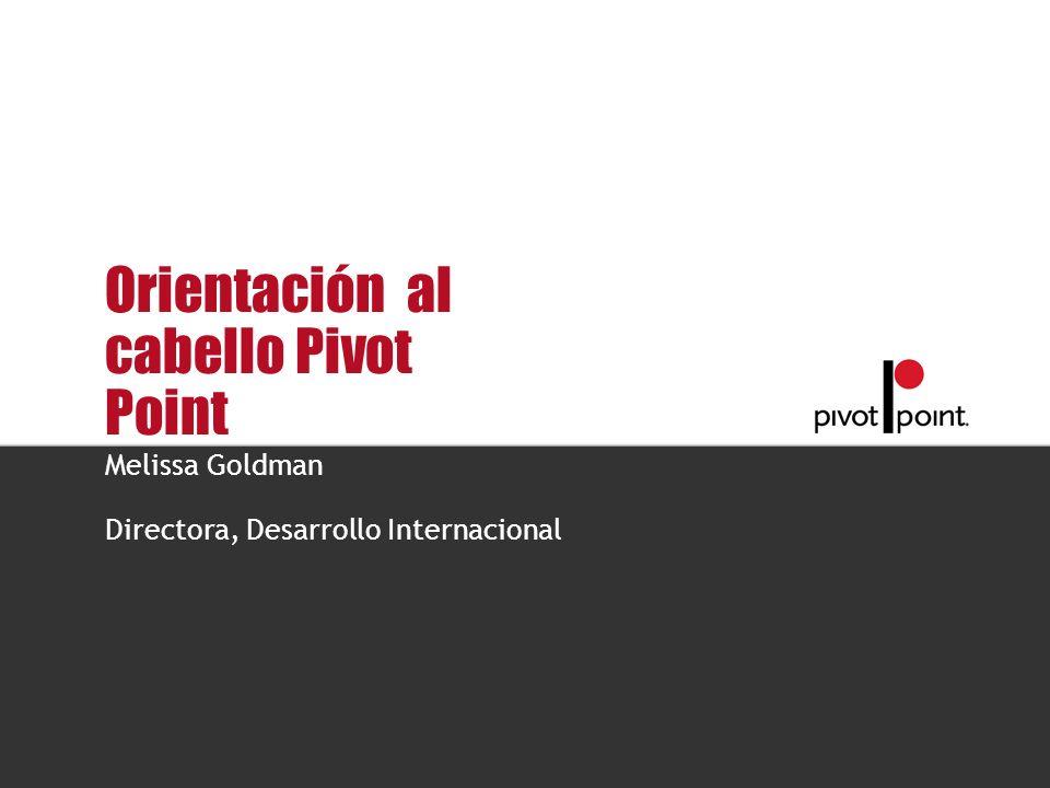 Orientación al cabello Pivot Point
