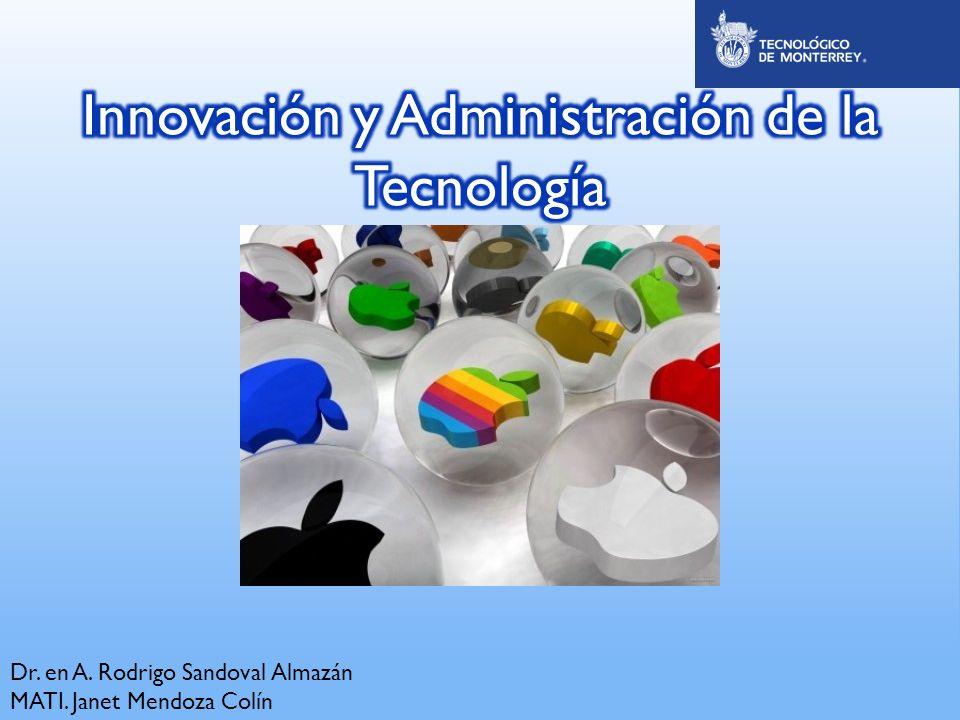 Innovación y Administración de la Tecnología