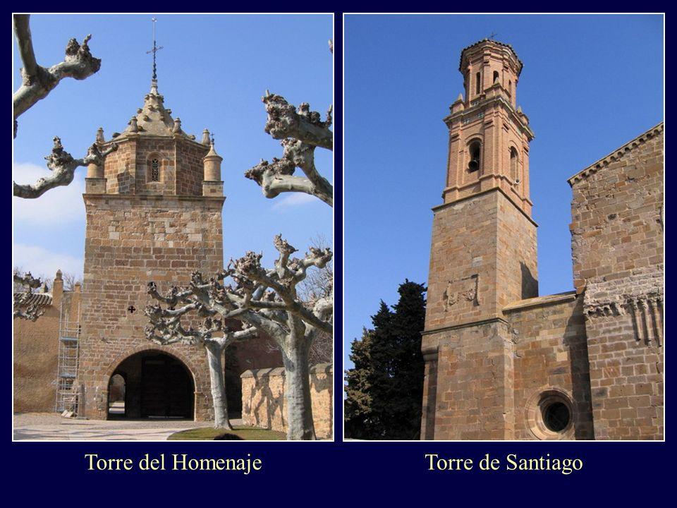 Torre del Homenaje Torre de Santiago