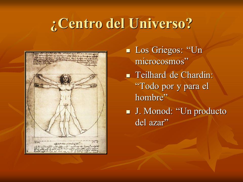 ¿Centro del Universo Los Griegos: Un microcosmos