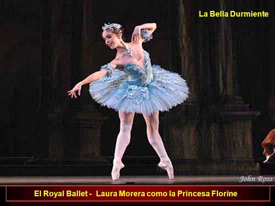 La Bella Durmiente El Royal Ballet - Laura Morera como la Princesa Florine