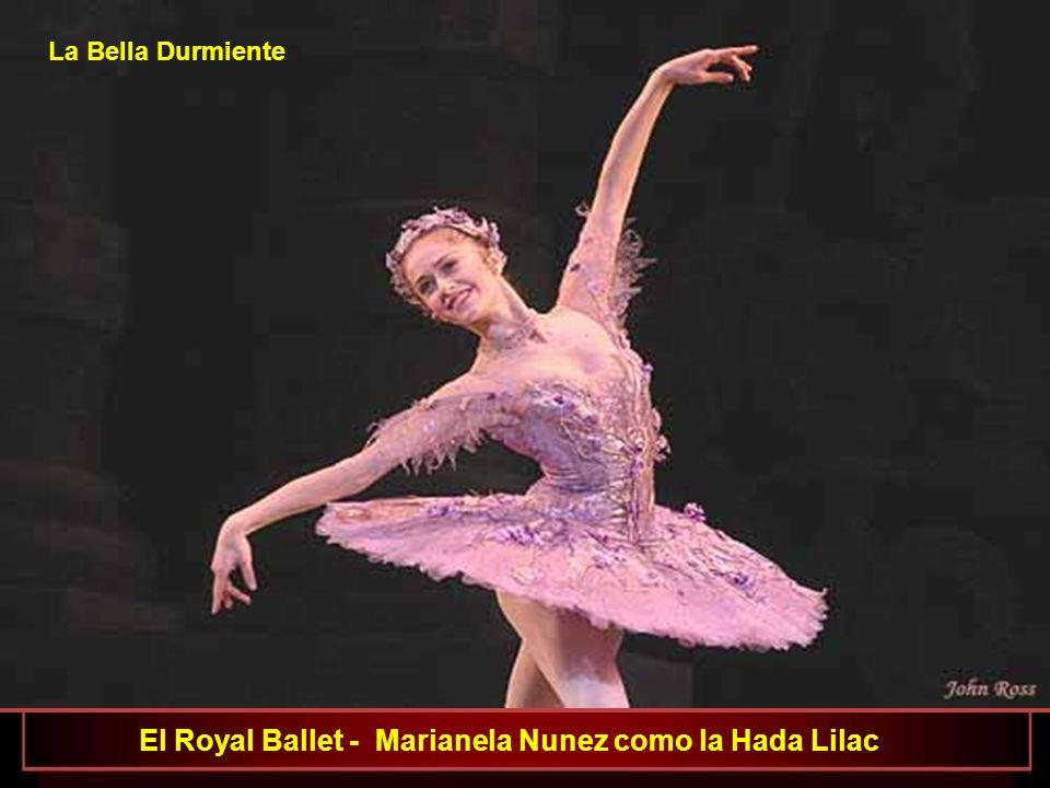 El Royal Ballet - Marianela Nunez como la Hada Lilac