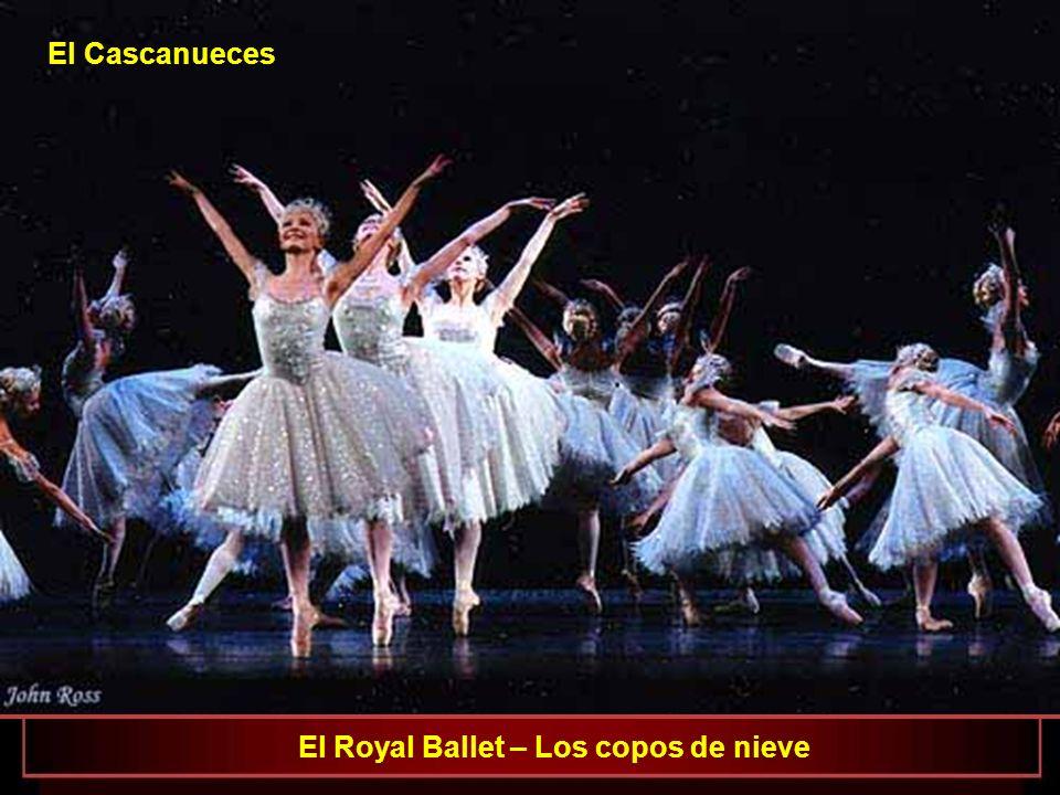 El Cascanueces El Royal Ballet – Los copos de nieve