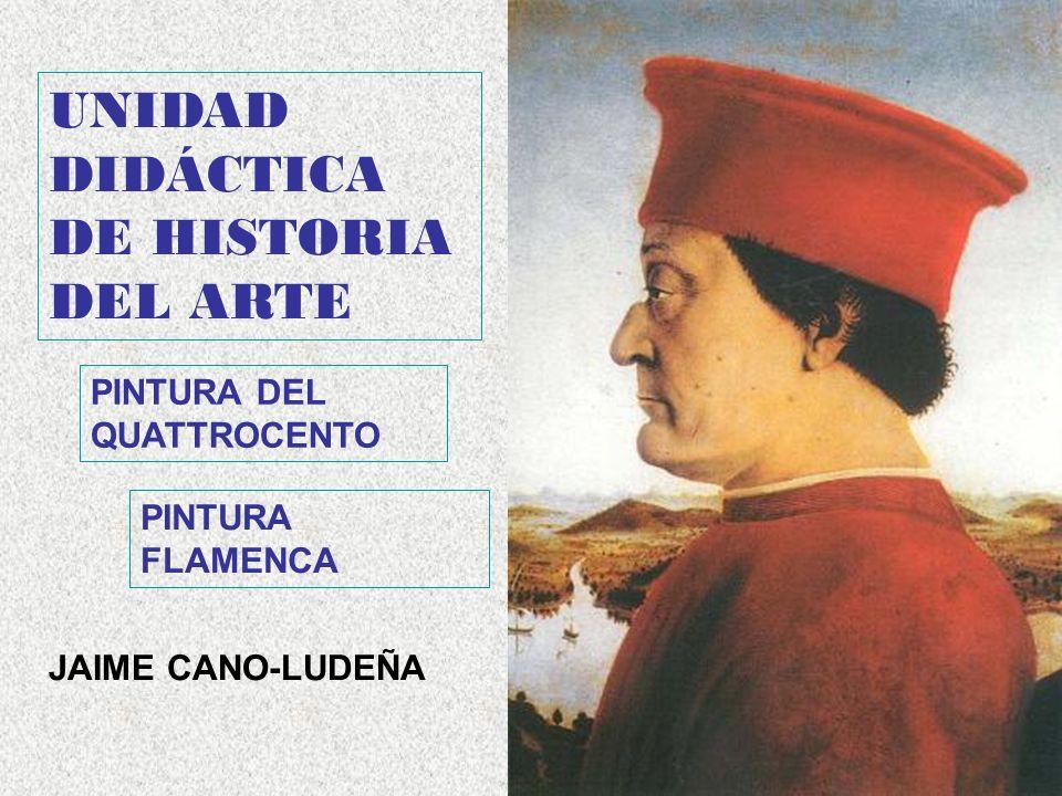 UNIDAD DIDÁCTICA DE HISTORIA DEL ARTE