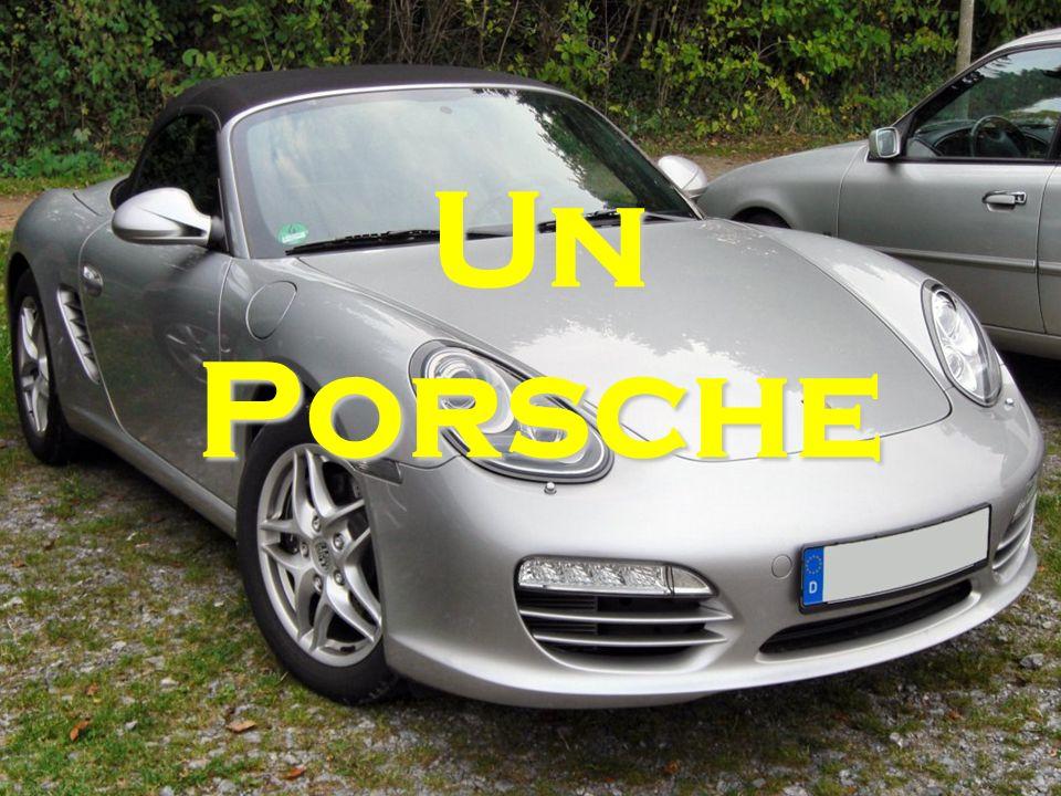 Un Porsche