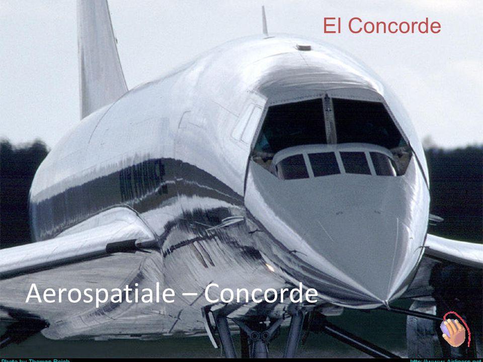 Aerospatiale – Concorde
