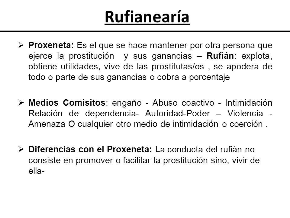 Rufianearía