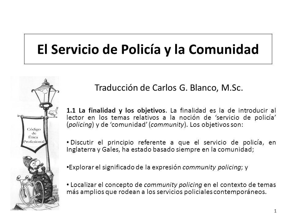 Traducción de Carlos G. Blanco, M.Sc.