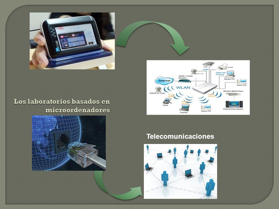 Los laboratorios basados en microordenadores