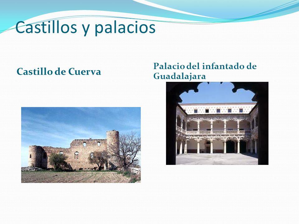 Castillos y palacios Castillo de Cuerva