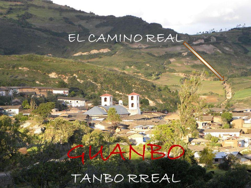 EL CAMINO REAL GUANBO TANBO RREAL