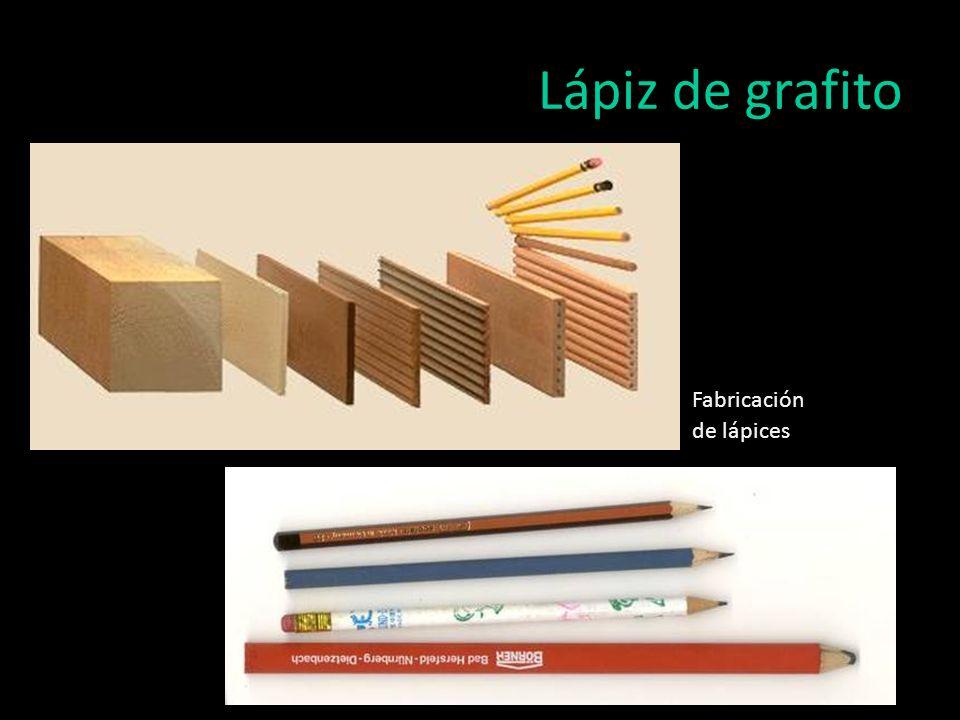 Lápiz de grafito Fabricación de lápices