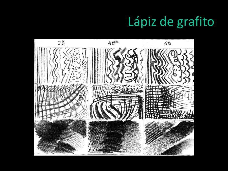 Lápiz de grafito