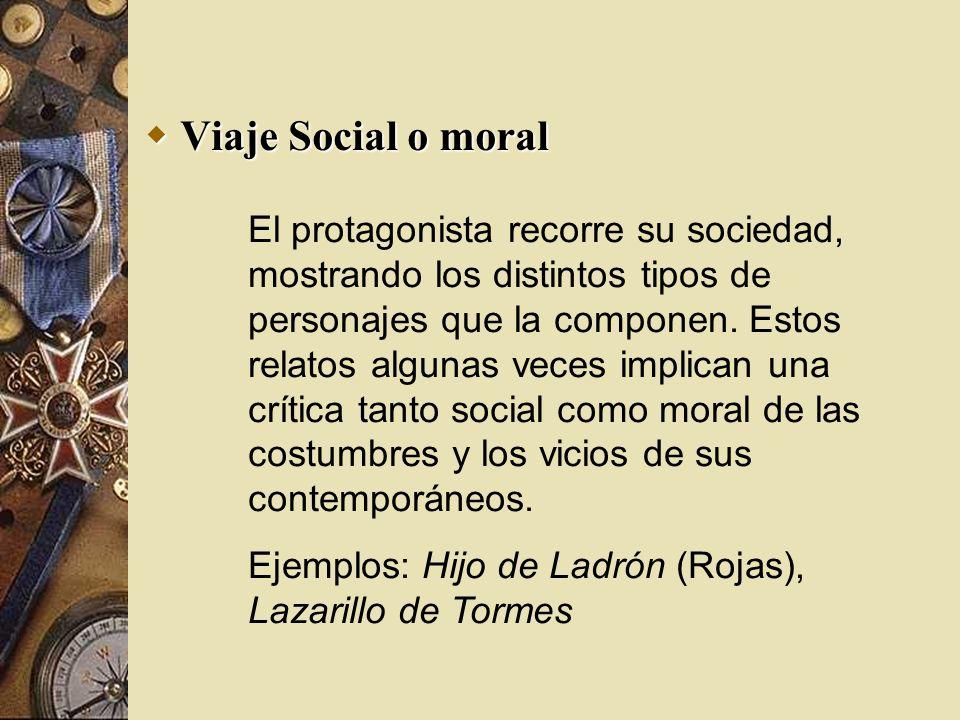 Viaje Social o moral