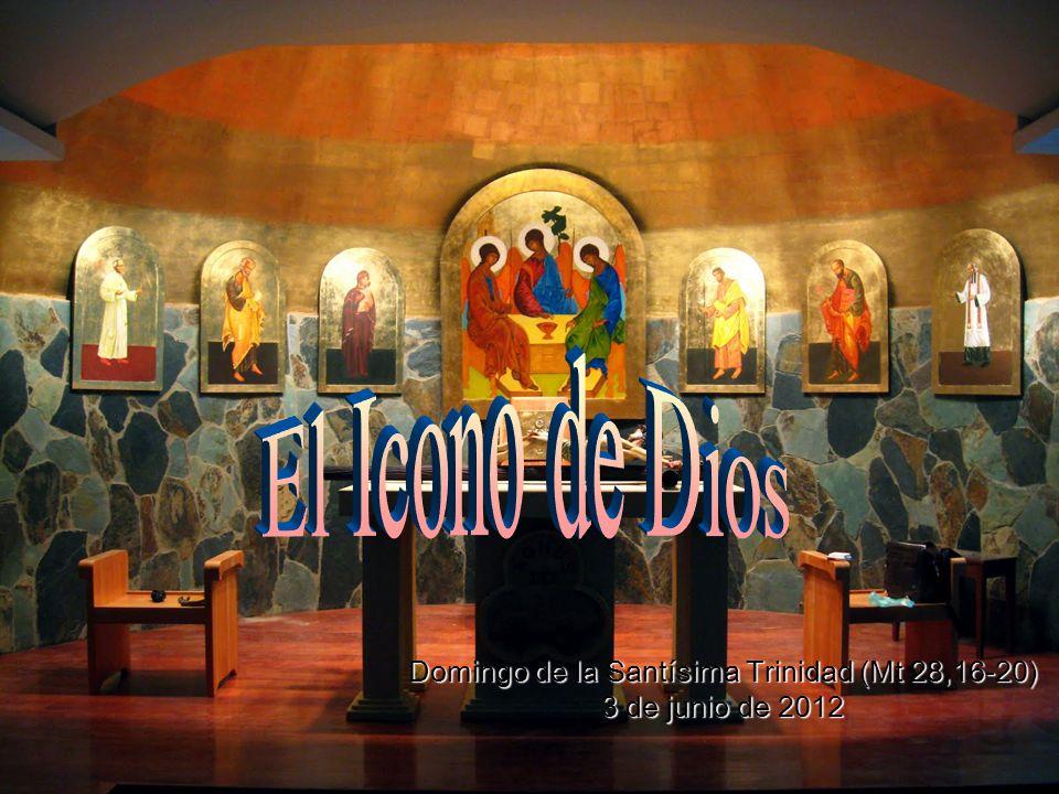 Domingo de la Santísima Trinidad (Mt 28,16-20)