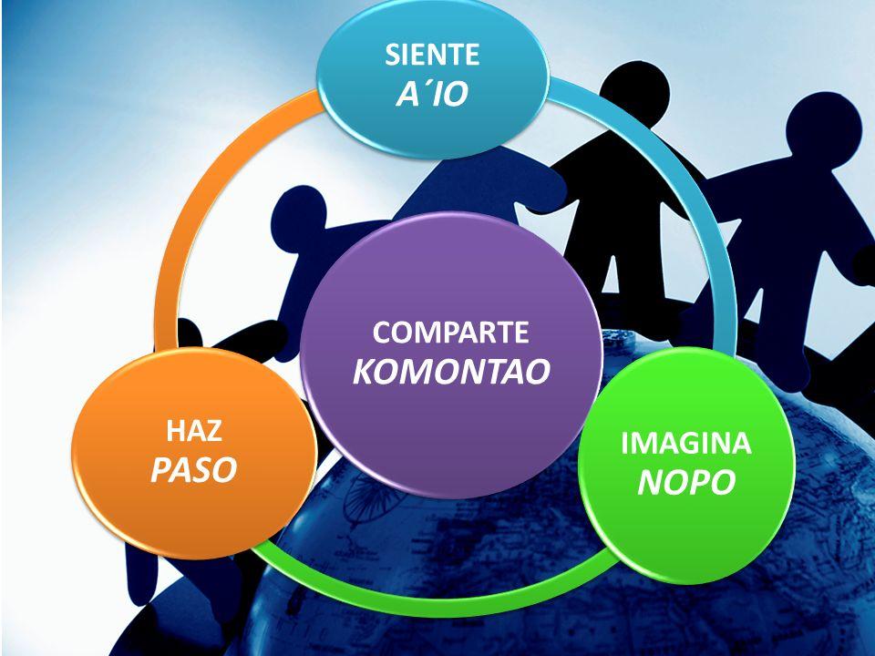 COMPARTE KOMONTAO SIENTE A´IO IMAGINA NOPO HAZ PASO