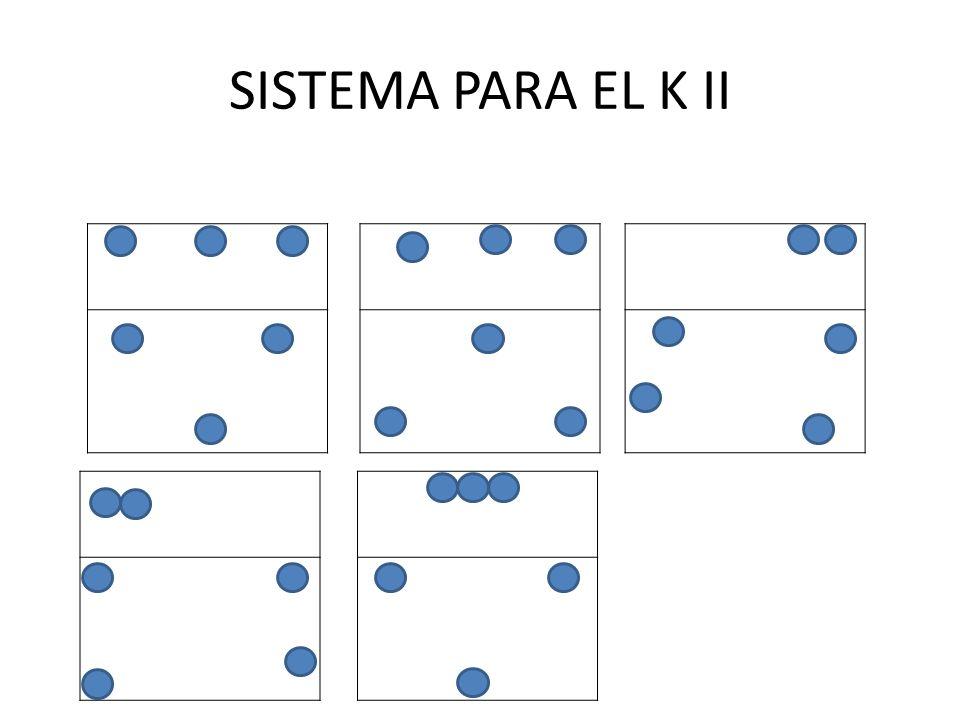 SISTEMA PARA EL K II