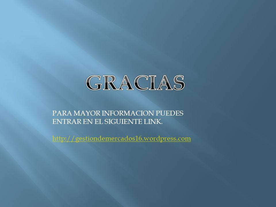 GRACIAS PARA MAYOR INFORMACION PUEDES ENTRAR EN EL SIGUIENTE LINK.