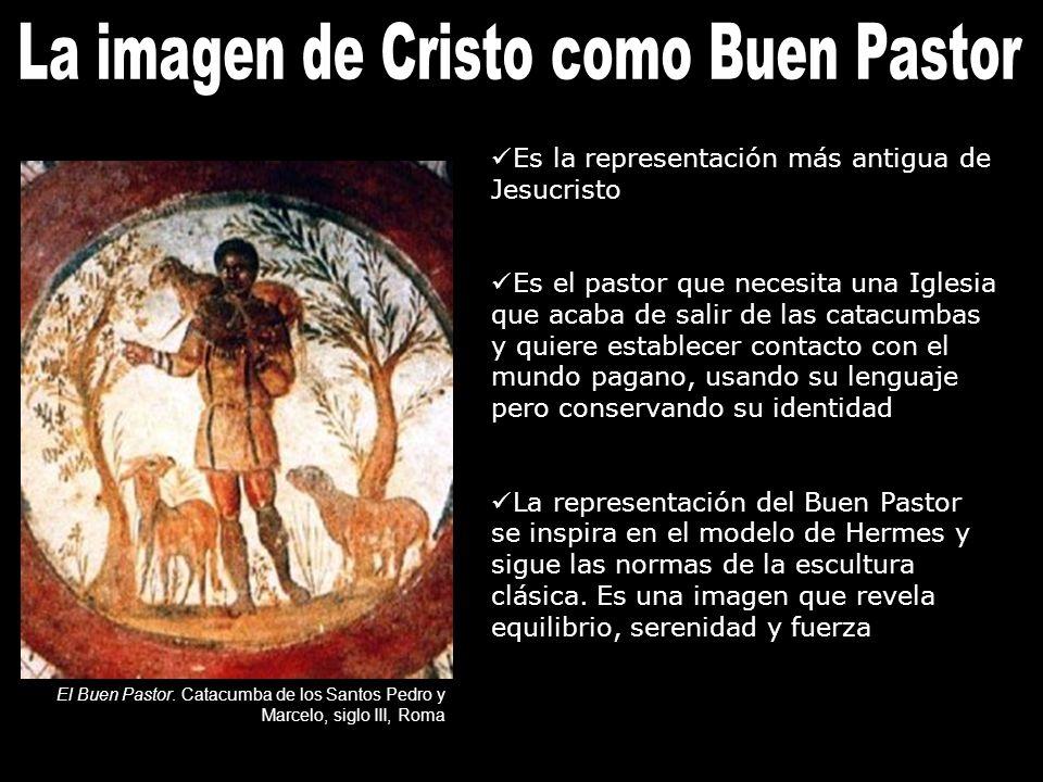 La imagen de Cristo como Buen Pastor