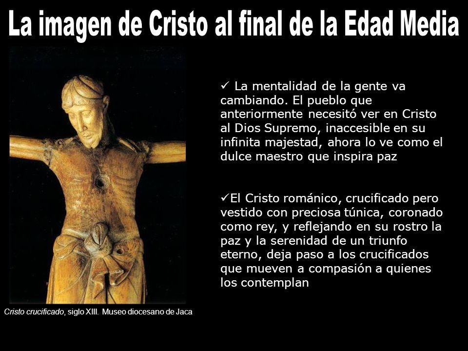 La imagen de Cristo al final de la Edad Media