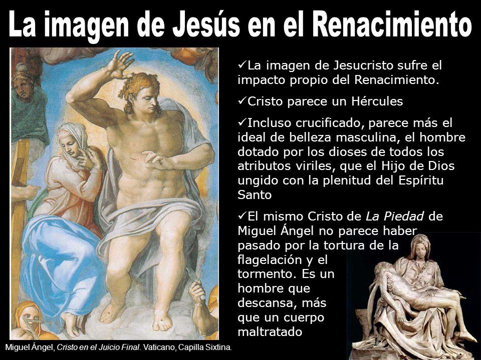 La imagen de Jesús en el Renacimiento