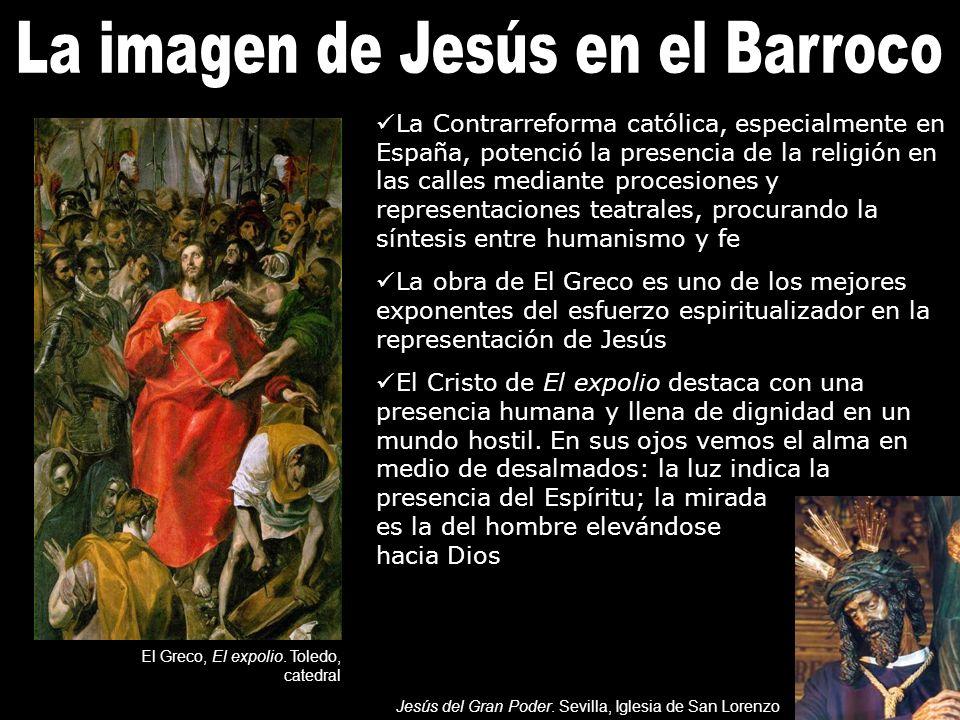 La imagen de Jesús en el Barroco