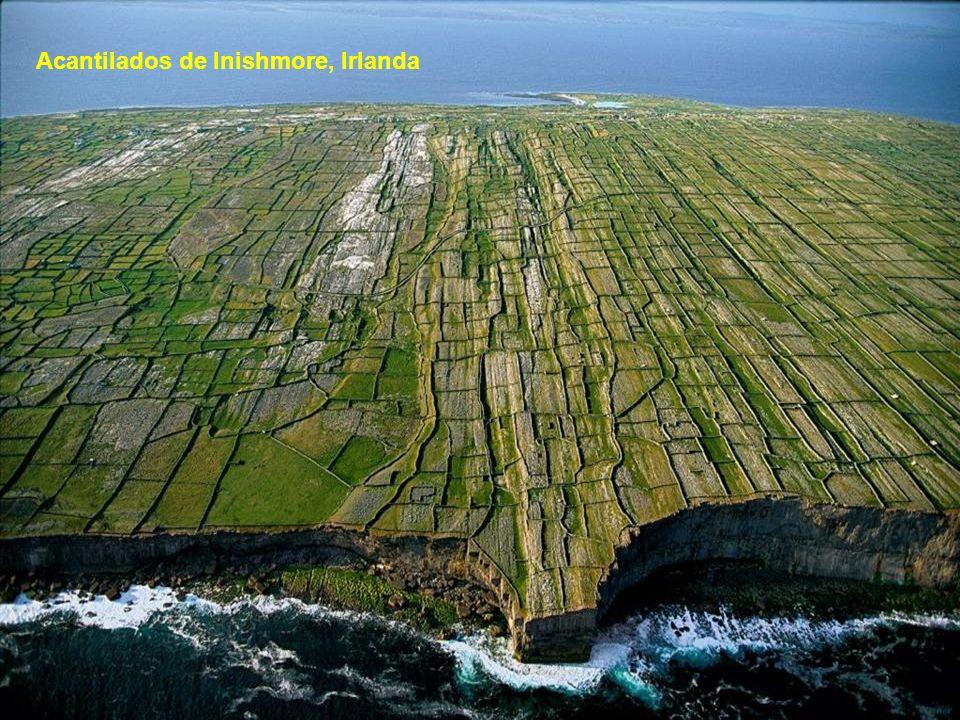 Acantilados de Inishmore, Irlanda