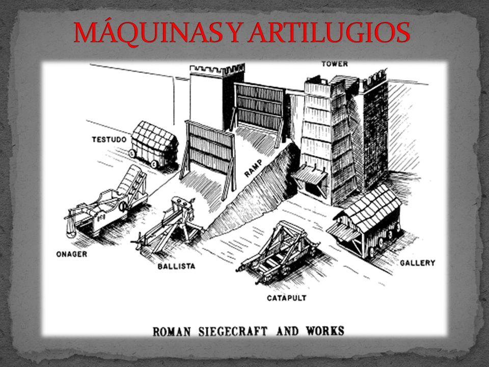 MÁQUINAS Y ARTILUGIOS