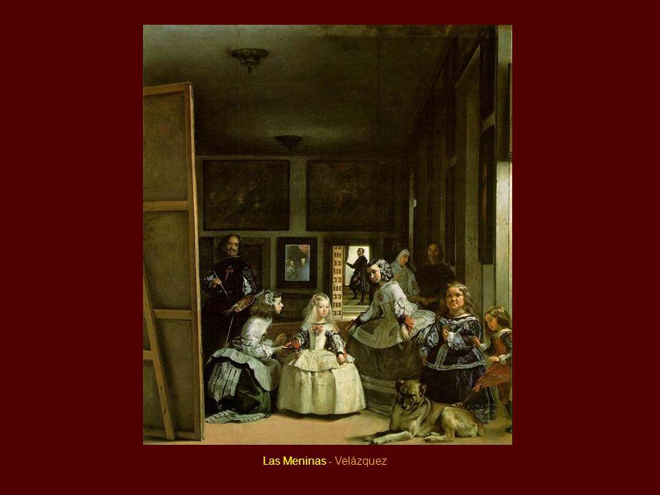 Las Meninas - Velázquez