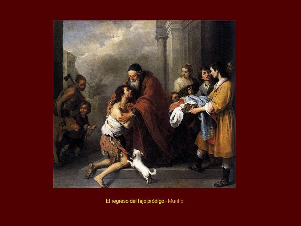 El regreso del hijo pródigo - Murillo