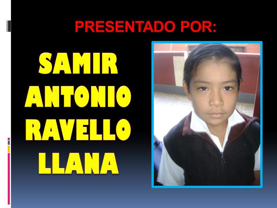 SAMIR ANTONIO RAVELLO LLANA