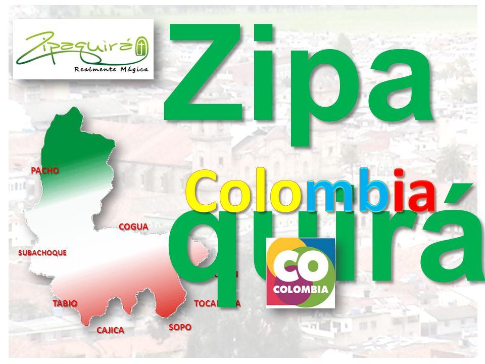 Zipaquirá Colombia COGUA NEMOCON TOCANCIPA CAJICA TABIO SOPO PACHO