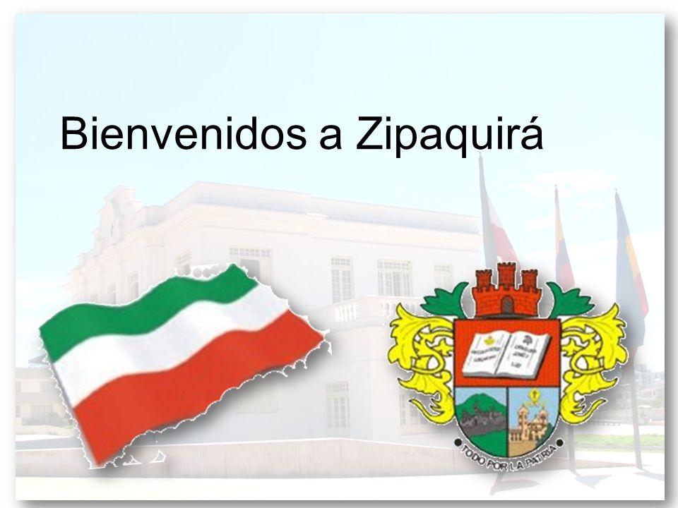 Bienvenidos a Zipaquirá