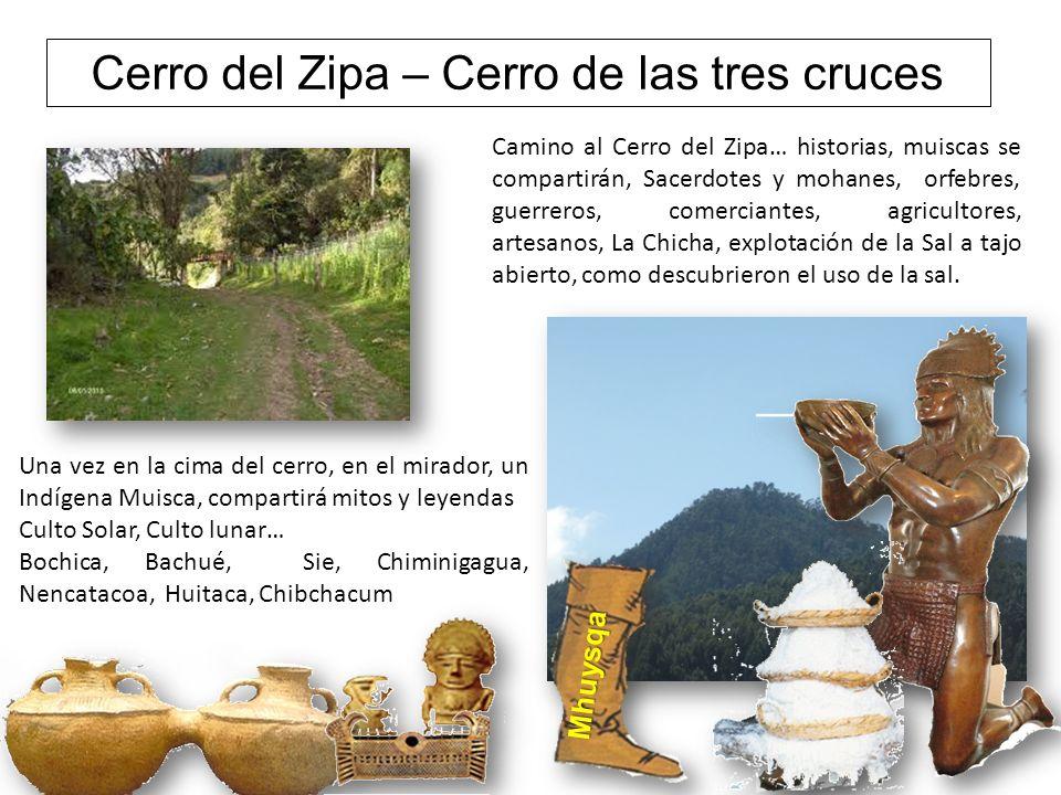 Cerro del Zipa – Cerro de las tres cruces