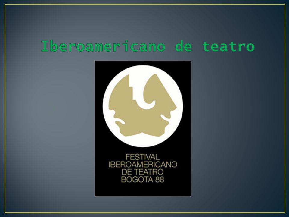 Iberoamericano de teatro
