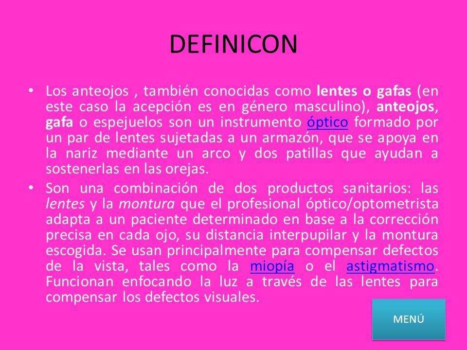 DEFINICON