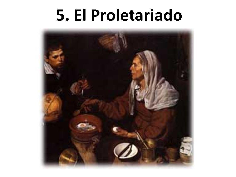 5. El Proletariado