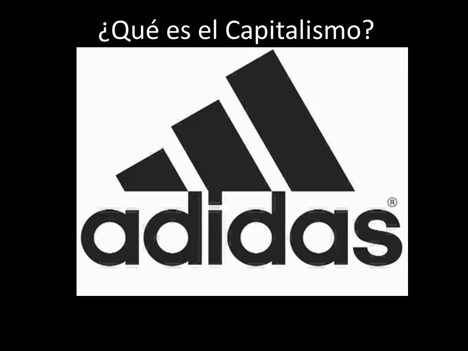 ¿Qué es el Capitalismo