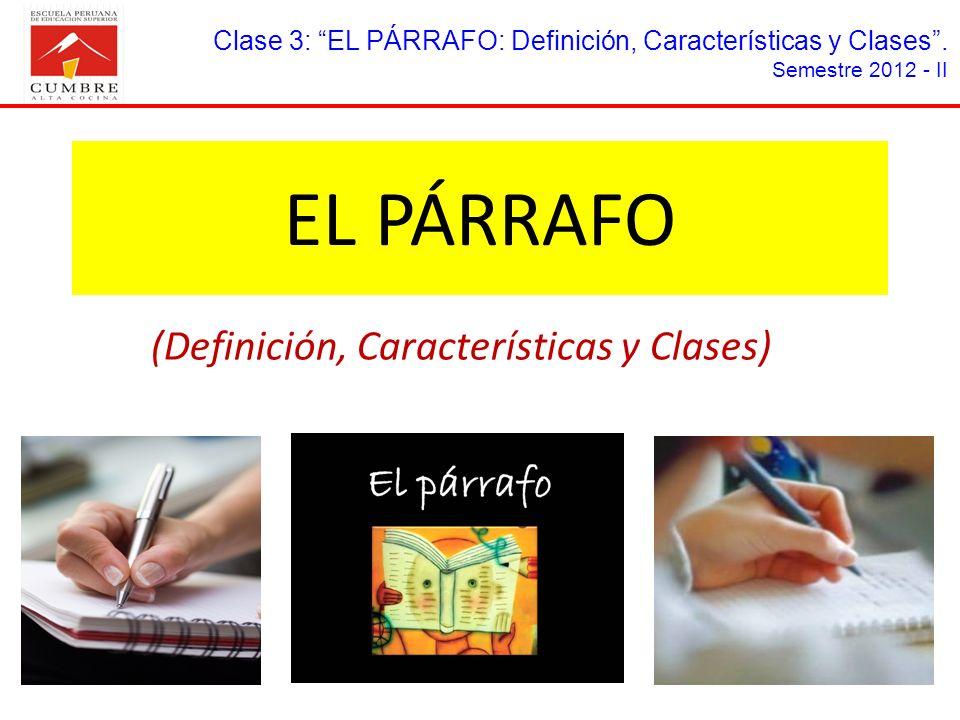 (Definición, Características y Clases)