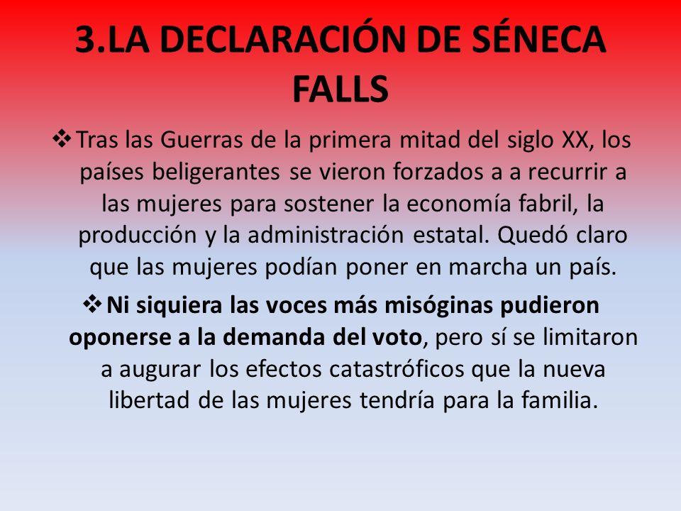 3.LA DECLARACIÓN DE SÉNECA FALLS