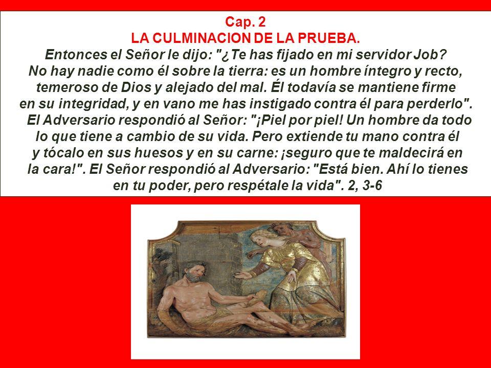 LA CULMINACION DE LA PRUEBA.