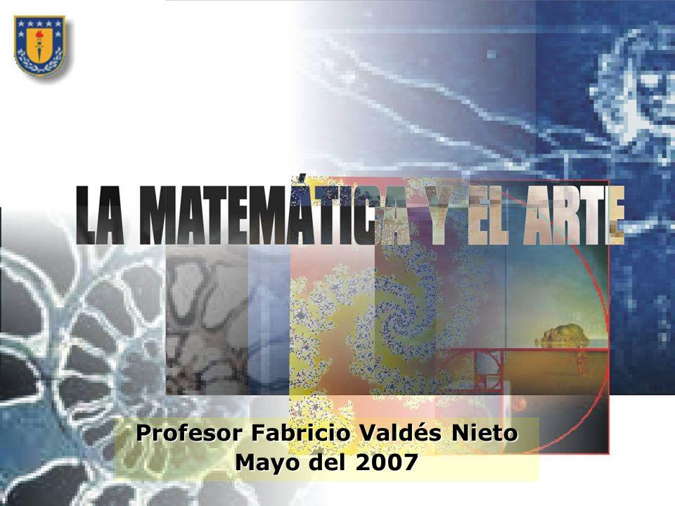 Profesor Fabricio Valdés Nieto
