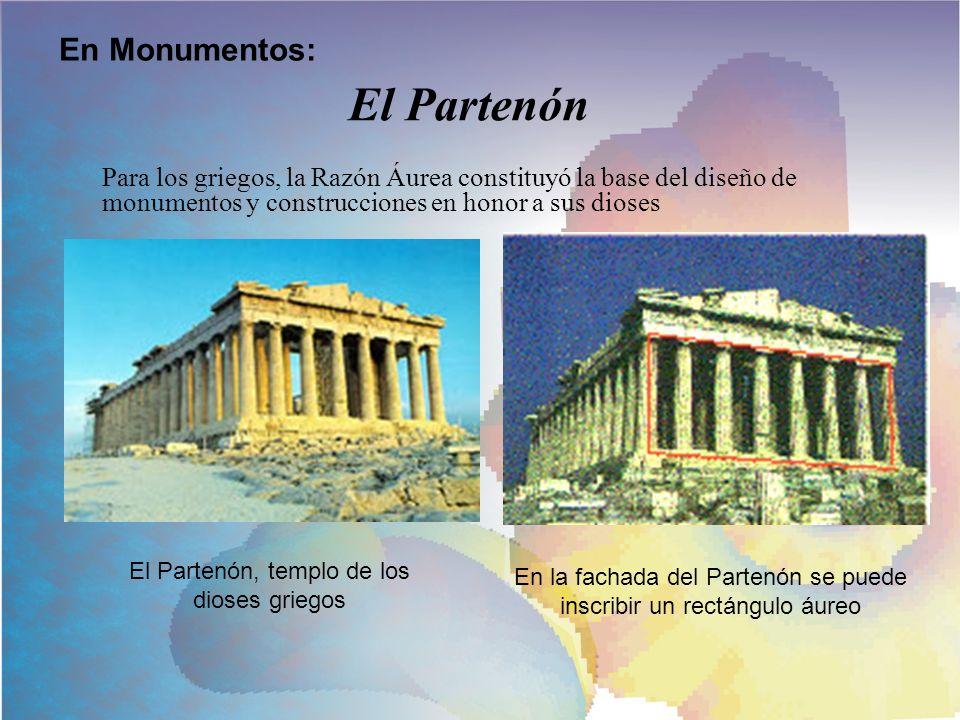 El Partenón En Monumentos: