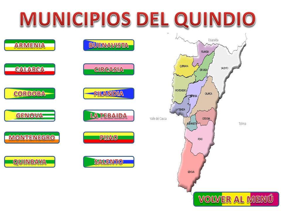 MUNICIPIOS DEL QUINDIO