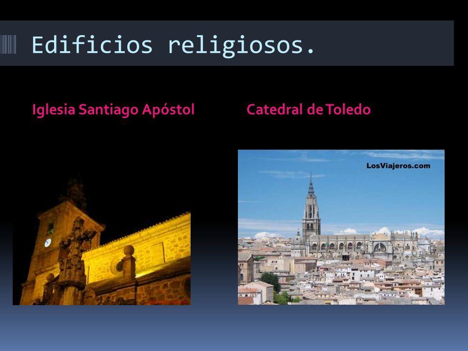 Edificios religiosos. Iglesia Santiago Apóstol Catedral de Toledo